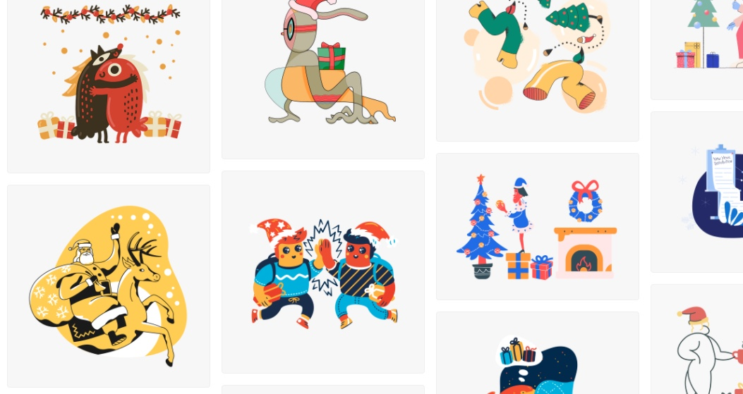 free png xmas illustrations by icons8